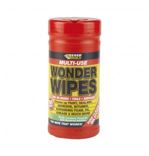 Everbuild Sika Wonder Wipes