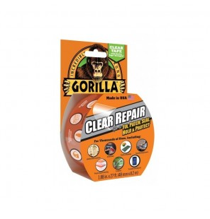 Gorilla Waterproof Clear Tape