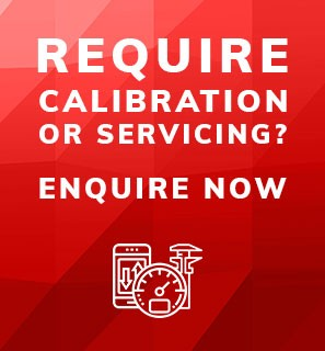Request Calibration or Servicing